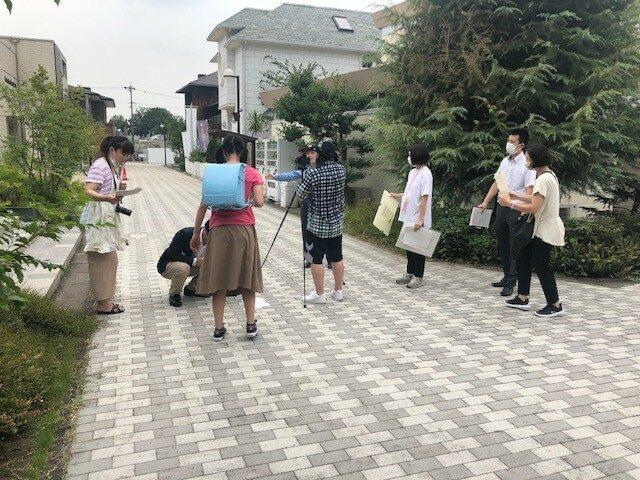 愛知県警 防犯啓発ビデオ撮影